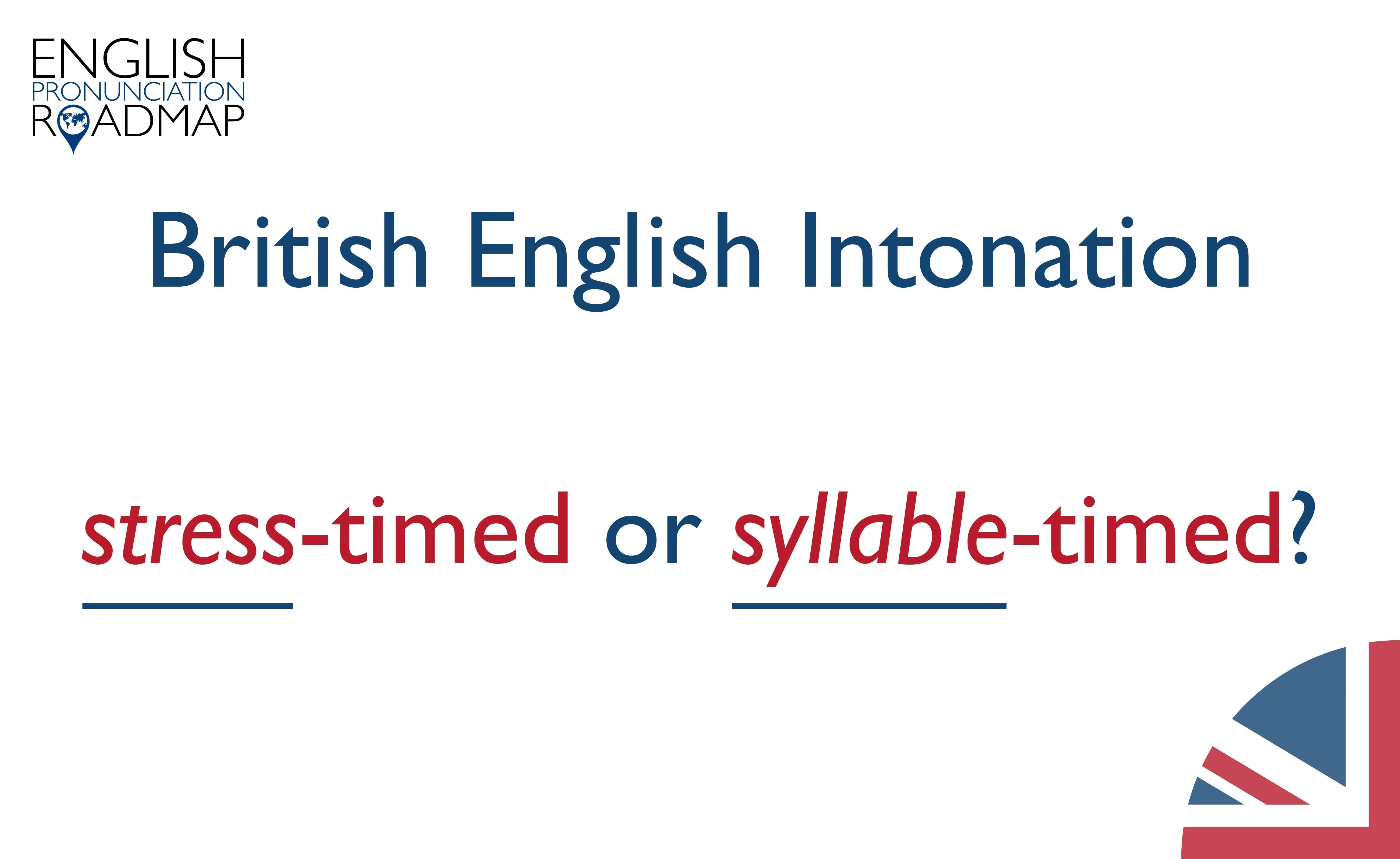 Intonation Patterns In English (the must-know rule)